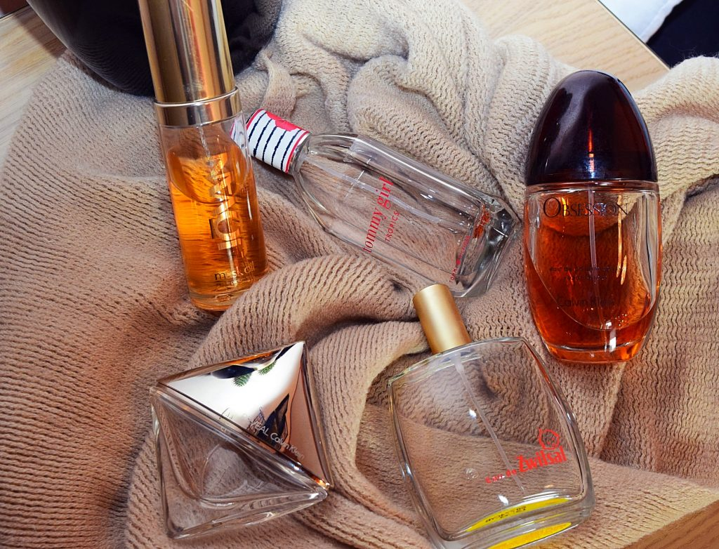 5x Luxe parfum geuren