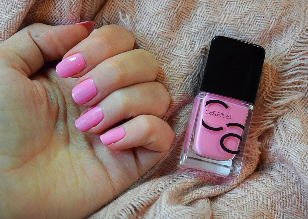 ICONails Catrice Summer colors