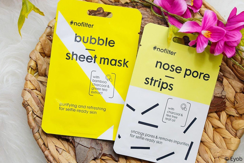 Hema Sheet Masks #nofilter