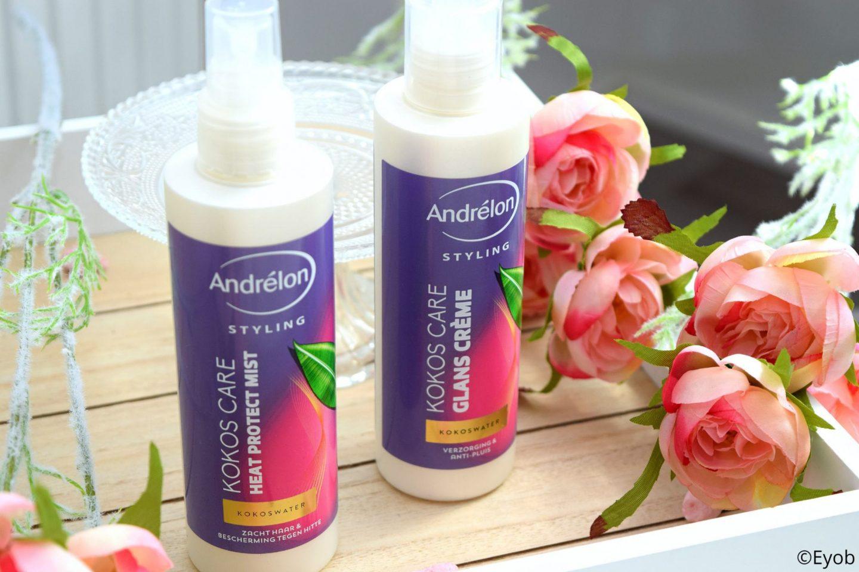 Andrélon Styling Kokos Care