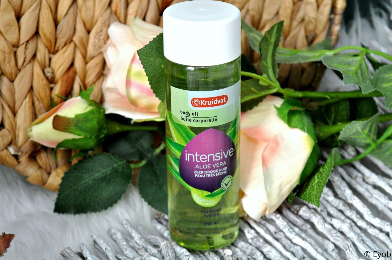Kruidvat Body Oil Intensive Aloe Vera