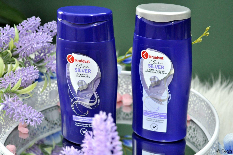 Kruidvat Silver Shine Haarverzorgingslijn – review