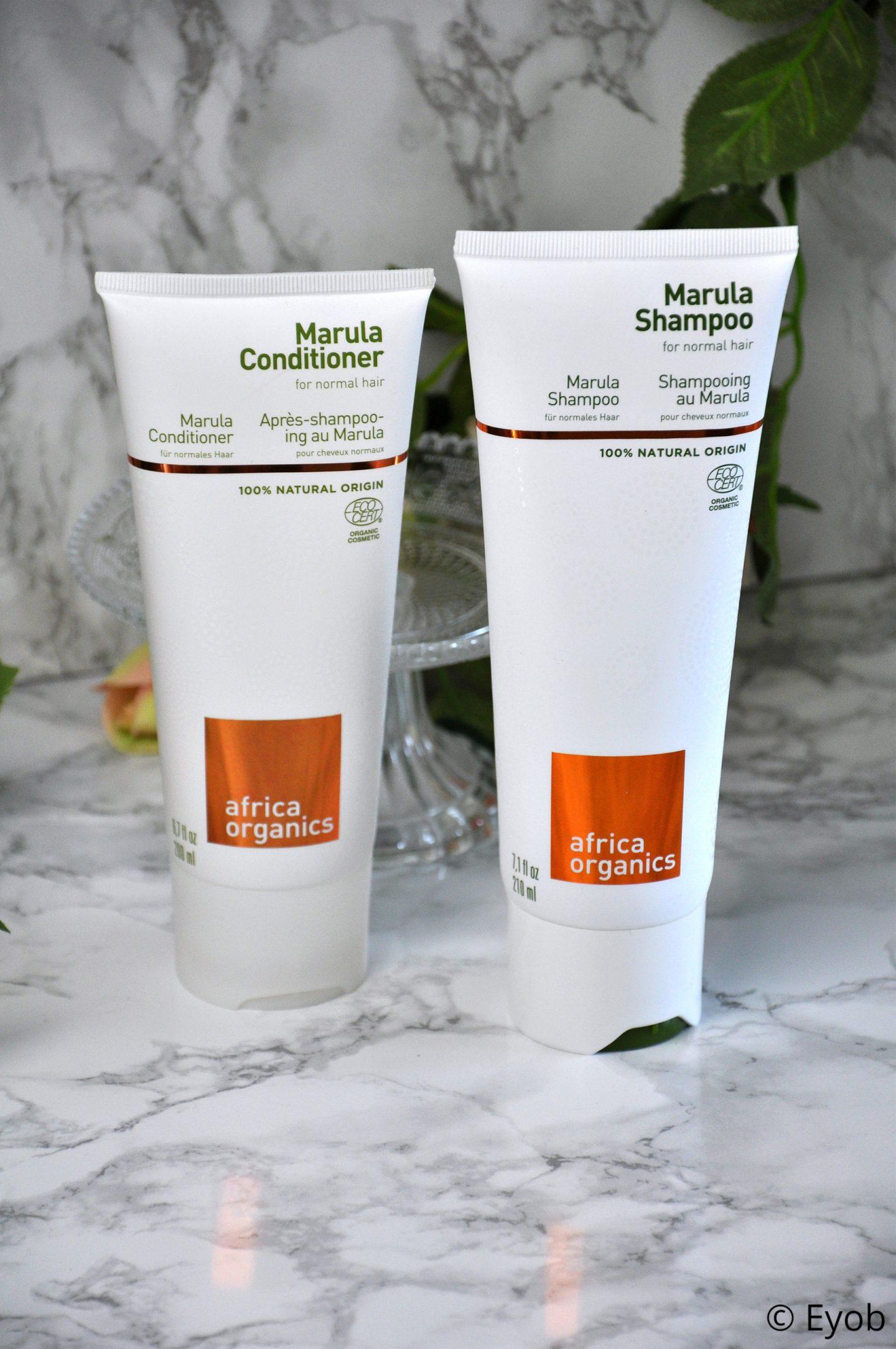 Africa Organics – 100% natuurlijke shampoo en conditioner – review