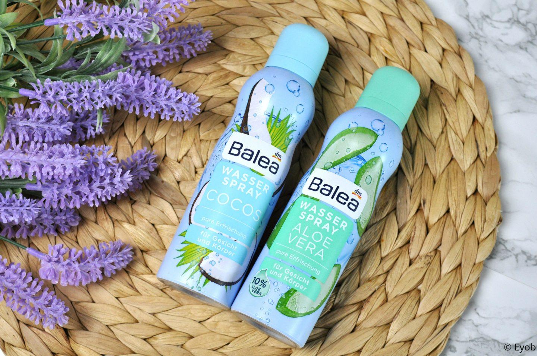 Balea Wasser Spray – review